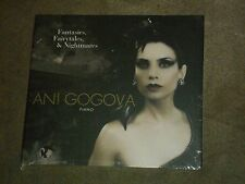 Ani Gogova Fantasies, Fairytales & Nightmares (CD Oct-2014 Blue Griffin) sealed