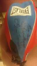 Sugar Ray Leonard and 1976 Olympic boxing team signed speed ball.
