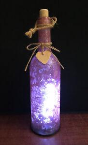 Pink Light Up Bottle