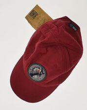 Nza New Zealand marchi CAP BERRETTO CAPPELLO ROSSO TG. 52 NUOVO M. et.