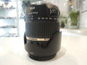 Tamron B008s 18-270mm f/3.5-6.3 Piezo Drive Di-II PZD Lens