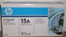 Original HP 15A Toner C7115A black für LaserJet 1000 1005 1200 1220 3300 3380  A