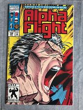 ALPHA FLIGHT #106 - 1st Print MARVEL 1992 - NORTHSTAR COMES OUT AS GAY NM/NM+