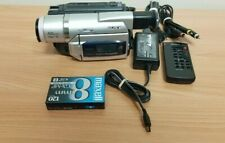 Sony DCR-TRV520 Digital8 HI8 8mm Video8 HI 8 Camcorder VCR Player Video Transfer