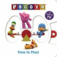 Pocoyo: Time to Play! by Red Fox Hardback Book The Fast Free Shipping