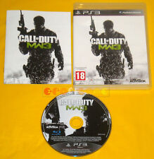 CALL OF DUTY MODERN WARFARE 3 Ps3 Versione Ufficiale Italiana MW COD »» COMPLETO