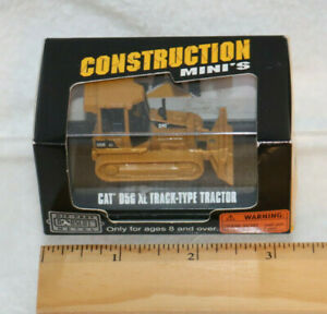 Norscot Construction Minis CAT D5GXL Track-Type Tractor Die Cast 1:87 Scale NEW