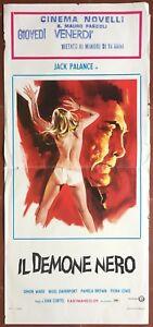 Poster Italian Dracula And Its Ladies Womens Vampires Jack Palance Simon Ward