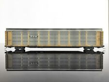 MTL Micro-Trains 11144023 89' Tri-Level Auto Rack WEATHERED TTX #710767