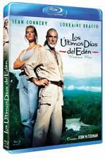 Medicine Man (1992) Sean Connery Blu-Ray BRAND NEW (Spanish Pkg/English Audio)