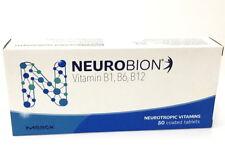 Neurobion Neurotropic Vitamin B Complex B1 B6 B12 MERCK Coated Tablets