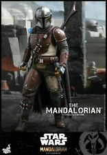 Hot Toys 1/6 Star Wars Episode The Mandalorian Mandalo Soldier Figure Toy TMS007