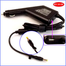 Laptop Car DC Adapter Charger + USB for HP Compaq Nx9010 NX5040 NX5100 NX6100