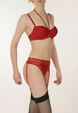 Marlies Dekkers Sieta Red Mesh 78621 U/W Preformed Balconette Bra