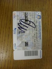 16/07/2013 Autographed Ticket: Colchester United v West Ham United [Friendly] Ha