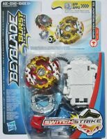 + Beyblade Burst Evolution Switch Strike Spryzen Requiem S3 - Hasbro - US Seller