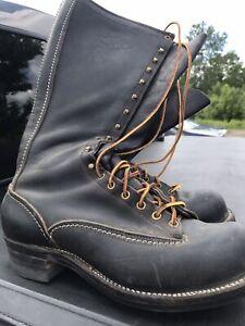 wesco lineman boots