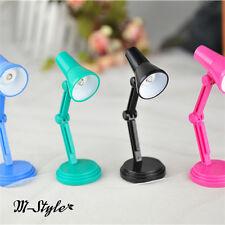 Blythe Super Dollfie SD DD 1/3 Bjd Doll Miniature Mini Desk Lamp 4Colour