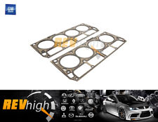 2x Genuine GM Head Gasket Gaskets  Holden Monaro VT VX VY VZ LS1 5.7L V8 Set kit