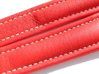 22mm Breitling Band 22/18 Kalb rot red roja Strap für Faltschliesse 032-22