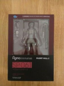 Figma Max Factory SP 061 Silent Hill 2 Bubble Head Nurse - USED