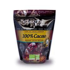 Destination   Organic Pure Cocoa Powder Low Fat 250g