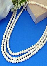 Perlmuttkette Perlenkette Kette Perlen Perlmutt Halskette Collier Kollier