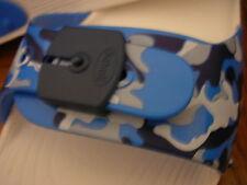 Dr. Scholl ciabattina colore Camouflage Blu misura 37- US 7 Nuove !!  INUSATE !!