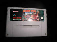SUPER Nintendo SNES-Donkey Kong Country-CART