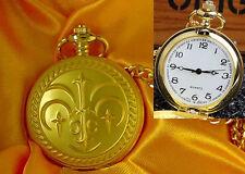 PANDORA HEARTS HATSU OZ VESSALIUS ANIME MANGA OROLOGIO WATCH LOGO CLOCK GOLD #1
