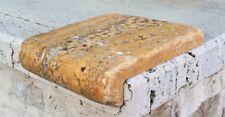torelli in marmo travertino giallo per cucine in muratura