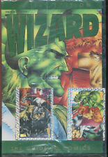 WIZARD THE GUIDE TO COMICS SPECIAL EDITION 1992 PRICE GUIDE MINT SEALED W/ CARDS