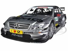 MERCEDES C CLASS DTM 2011 #7 AMG 1/18 DIECAST CAR MODEL NOREV 183583