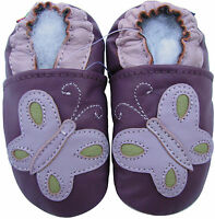 carozoo baby toddler soft sole leather slippers best seller shoes up to 8 years
