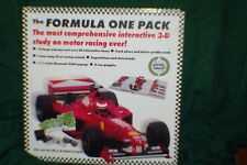 THE FORMULA ONE PACK BOOK NEW