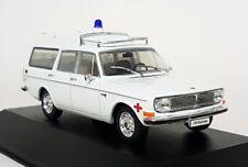 Atlas 1/43 Scale - 07 Volvo 145 Express Ambulance 1969 Diecast model Car