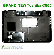 NEW OEM Toshiba C655 C655D Base Bottom Case Cover V000220790 US Fast Shipping