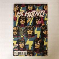 Ms Marvel #5 NM First Print Cover A Vol.4 Marvel 2016 Kamala Khan