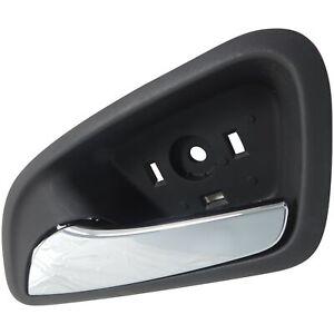 2011-15 Cruze Interior Door Handle LH Front or Rear Ebony/Black OEM GM 95175659