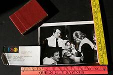 1967 Cbs Press Photo George C. Scott The Crucible Tv Movie Weaver, Jones,& Cody