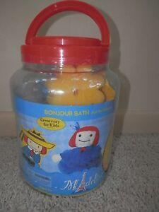 MADELINE PARIS BONJOUR BATH NEW SEALED 2002 CREATIVITY FOR KIDS