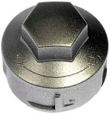 2001-11 FOCUS SCREW AND LOCK TYPE SILVER WHEEL LUG NUT COVER CAPS SET 10 611-646