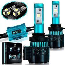 Glowteck Extreme 360 LED Headlight Bulb Conversion Kit 9006 HB4 12000 Lumen Pair