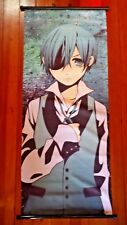 "BLACK BUTLER ""CIEL PHANTOMHIVE"" 40cm X 100cm ANIME CLOTH WALL SCROLL"
