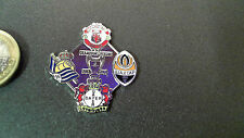 Champions League Gruppe 13/14 Bayer Leverkusen Manchester United Donezk Pin Badg