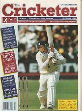 Cricketer Magazine (Wisden) - July 1995 - Mike Atherton