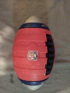 NERF NFL Pro Grip Football 2004 *Rare Item* Used see pics