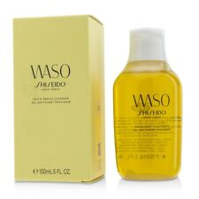 NEW Shiseido Waso Quick Gentle Cleanser 5oz Womens Skincare