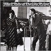 Duke Ellington - Ella & Duke at the Côte D'Azur (Live Recording, 1997)