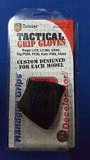 Pachmayr TACTICAL Grip Gloves - #05177 for RUGER, SIG KAHR - New